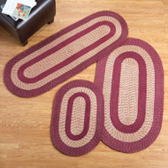 Traditional Braided Area Rug - 33806
