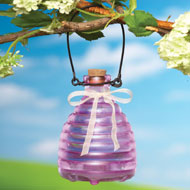 Glass Honeypot Bee Catcher - 34011