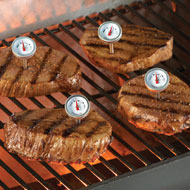 Steak Thermometers - Set of 4 - 34201
