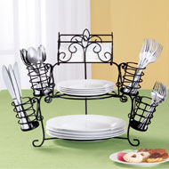 Buffet Organizer- 7 pc