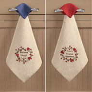Country Hand Towels - Set of 2 - 35473