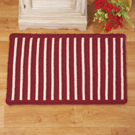 Braided Stripe Accent Rug - 35495