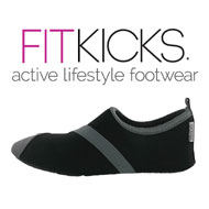 Fitkicks Active Lifestyle Slip-on Footwear