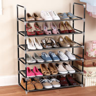 6-Tier Shoe Organizer Rack - 36269