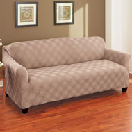 Double Diamond Stretch Furniture Cover - 36418