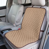 Quilted Car Seat Padded Protector - 36546