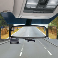 Extendable Blind Spot Rearview Mirrors - Set of 2 - 36563