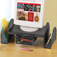 Computer Desk Top Storage Station - 36785