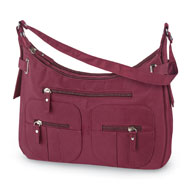 6-pocket Stylish Hobo Handbag