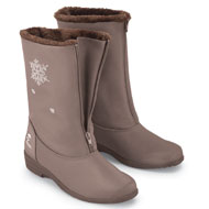 Totes Snowflake Waterproof Boots - 36880