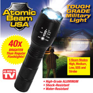 Atomic Beam Ultra Bright Flashlight - 36905