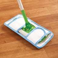Reusable Mop Cleaning Pads - Set of 2