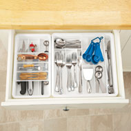 Sliding Drawer Organizers - 2pc - 37520