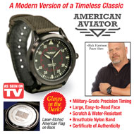 American Aviator Military Grade Watch - 37556