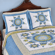Missouri Star Floral Pillow Sham - 37580