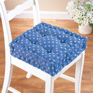Flower Booster Tufted Chair Cushion - 37620