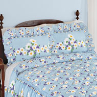 Daisy Bloom Floral Pillow Sham - 37627