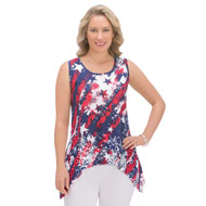 Americana Sharkbite Tank Top - 37665