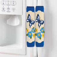 Butterfly Appliance Handle Covers - 3pc - 37723
