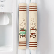 Coffee Appliance Handle Covers - 3pc - 37726