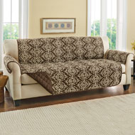 Reversible Kingston Quilted Furniture Cover Protector - 37960