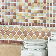 Backsplash Tile Borders - Set of 8 - 38519