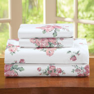 Pink Rose Bed Sheet Set - 38712
