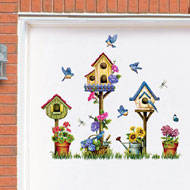 Birdhouse Garage Door Magnets - 39127