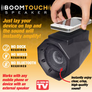 Boom Touch Portable Device Speaker - 39240