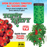 Topsy Turvy - Upside Down Tomato Planter - 39241