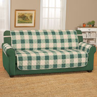 Buffalo Check Plaid Furniture Protector - 39271
