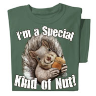 Special Kind of Nut Novelty Tee - 39374