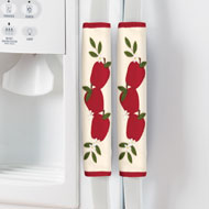 Country Apple Appliance Handle Covers - 3pc - 39525