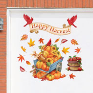 Happy Harvest Garage Door Magnets - 39551