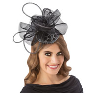 Spooky Spiderweb Headband and Gloves Set - 39574