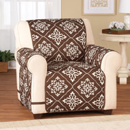 Reversible Diamond Ultra Furniture Cover - 39619