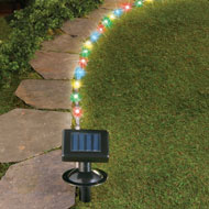 LED Solar Rope Light - 39667