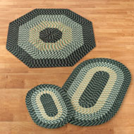 Alpine Braided Accent Rugs - 39740