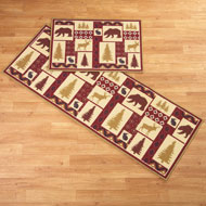Northwoods Aztec Accent Rug