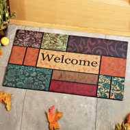 Colorful Welcome Door Mat - 39778