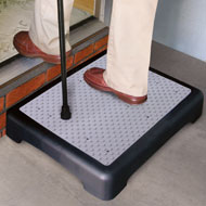 Slip-Resistant Outdoor Step - 40179