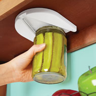Under Cabinet Stick-on Jar Opener - 40215