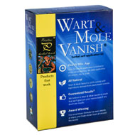 All Natural Wart & Mole Vanish Kit - 40273