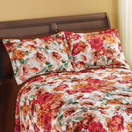 Bonneville Floral Pillow Sham Set - 40304