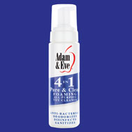 4-in-1 Sexual Aid Foaming Cleaner - 40318