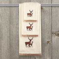 Woodland Deer Towel Set - 40462