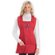 Christmas Holiday Cobbler Aprons - 40596