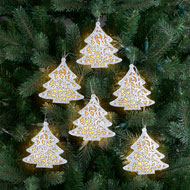 Christmas Tree Decorative String Lights - 40762