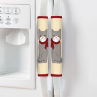 Charming Cat Appliance Handle Covers - 40764