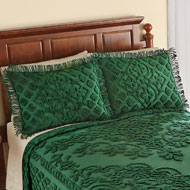 Royalty Elegant Chenille Pillow Sham - 41295